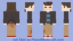 Amateur Arsonist Minecraft Skin