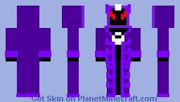 fully ascended kobal the pestilent (from dungeon boss) Minecraft Skin