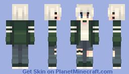 present 5 Minecraft Skin