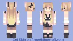 present 6 Minecraft Skin