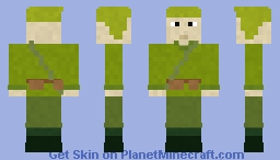 Japanese Jungle Rifleman (WW2) Minecraft Skin