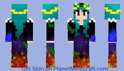 The Lady Genesis Minecraft