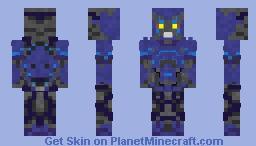 Blue beetle (Injustice) Minecraft