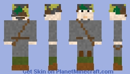 German Stormtrooper (WW1) Minecraft Skin