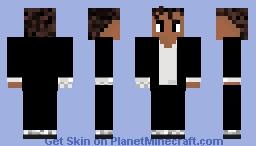 Michael Jackson- Billie Jean Minecraft Skin