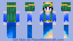 ⚜Λμιςι⚜ - Κéλδα (Looks Better In Minecraft) Minecraft Skin
