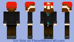 "Skin made for ""Norska"" Minecraft Skin"