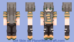 ∽ I Disappear ∽ Minecraft Skin