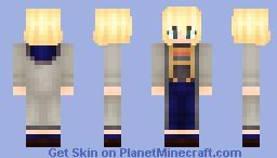 13th Doctor - Jodie Whittaker Minecraft Skin