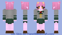 Best Ashido Minecraft Skins Planet Minecraft