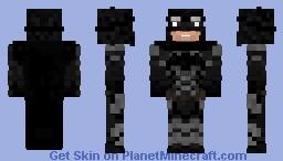 Justice League Tactical Batsuit Minecraft Skin