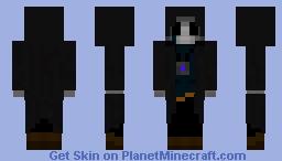 water assassin Minecraft Skin