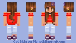 Not a care in the world! ReShade contest entire! Minecraft Skin
