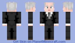 My name is John Daker Minecraft Skin