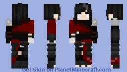 OC Naruto: Hyuga Chisato Minecraft Skin