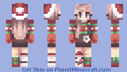 the other side Minecraft Skin