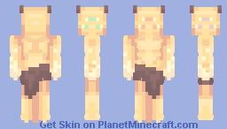 Ancestral Minecraft Skin
