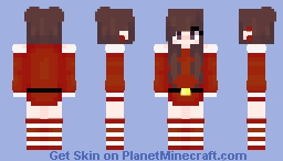 merry xmas Minecraft Skin