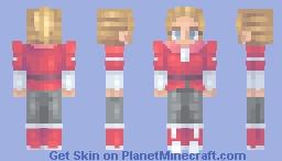 Adora Minecraft Skin