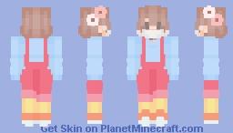 cotton candy skies Minecraft