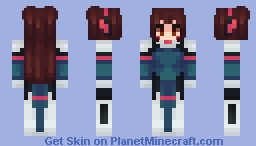 Love, D.Va! Minecraft
