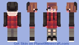 Hybrisma Minecraft Skin