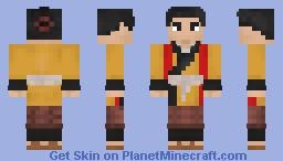 Hanbok Commoner - Korean Skins Minecraft Skin