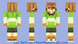 Pidge Minecraft