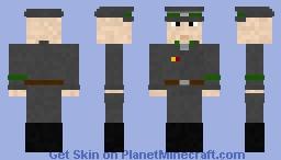 Greztruppen Officer (Cold War)