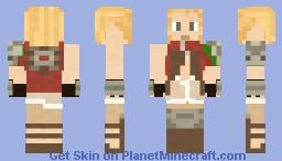Basch fon Ronsenburg Minecraft Skin
