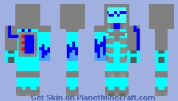 shock'n drop Minecraft Skin