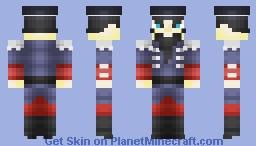 Hansel der Nussknacker Minecraft Skin