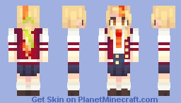 welcome to my life Minecraft Skin