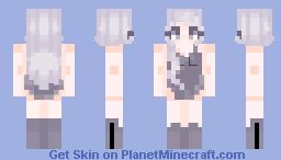 THE  HEARTBRE❤KER Minecraft Skin