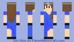 Winter Mage Minecraft Skin