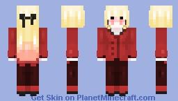 Hazbin Hotel Charlie (december 17th) Minecraft Skin