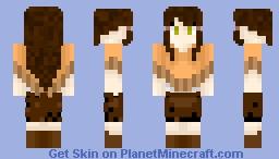 Native American Girl Minecraft