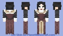 [LotC] Plum Court Gown Minecraft