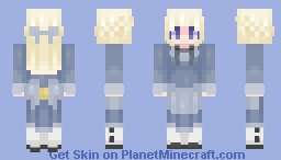Cinderella shall not go to the ball(december 15th) Minecraft Skin
