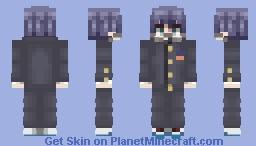 Sakutaro Morishige Minecraft Skin
