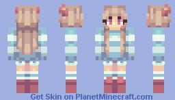 hey Minecraft Skin