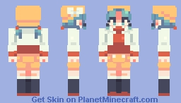 pkmn trainer kris Minecraft