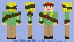 M⃣a⃣ r⃣ j⃣ o⃣ r⃣ y⃣ - Wreath Style Minecraft Skin