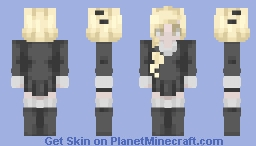color isn't my thing Minecraft Skin