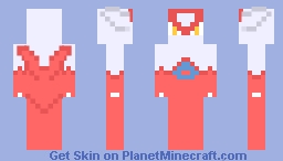 Latias Minecraft Skin