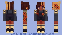 You're a troublemaker Minecraft Skin