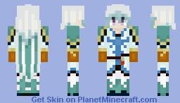 ~ Older Mikleo ~ Minecraft Skin