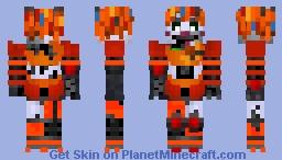 Scrap Baby Fnaf 6 Minecraft Skin