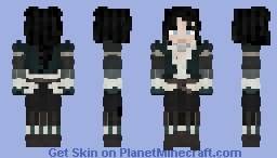 Alessandra - Human Skin Minecraft