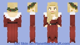 [LotC] Medieval Mrs. Claus Minecraft